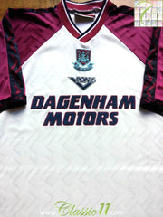 1994/95 West Ham Away Shirt (L)