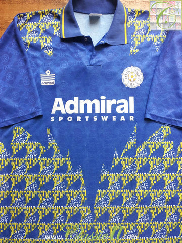 1992/93 Leeds United Away Shirt (L)