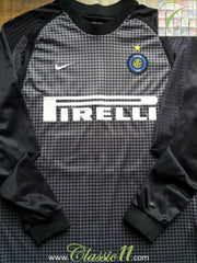 2000/01 Internazionale Home Goalkeeper Shirt (M)