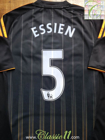 2010/11 Chelsea Away Premier League Shirt Essien #5 (S)