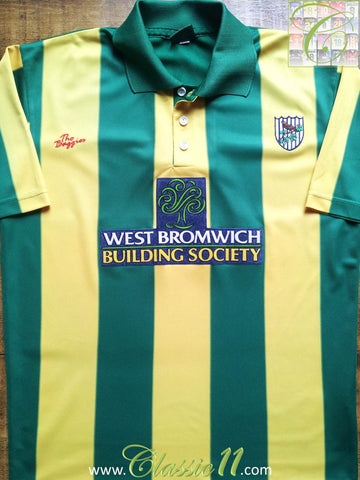 2001/02 West Bromwich Albion Away Shirt (M)