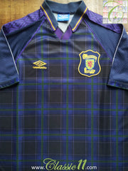 1994/95 Scotland Home Football Shirt (XL)