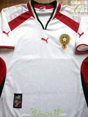 2000/01 Morocco Away Shirt (L)