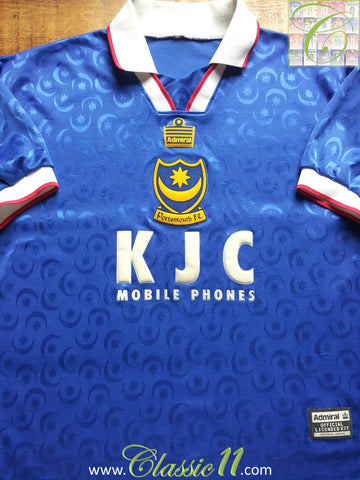 1997/98 Portsmouth Home Shirt (L)