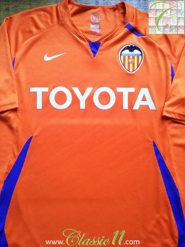 2007/08 Valencia Training Shirt (L)