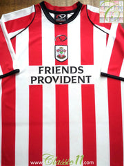 2005/06 Southampton Home Football Shirt (XL)