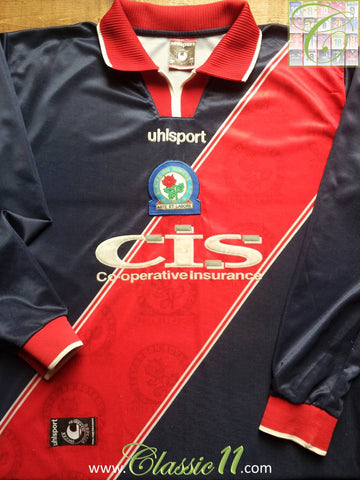 1999/00 Blackburn Rovers 3rd Shirt (L)