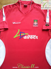 2006/07 Wrexham Home Shirt (M)