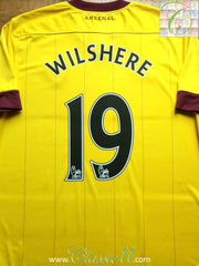 2010/11 Arsenal Away Premier League Shirt Wilshere #19 (L)