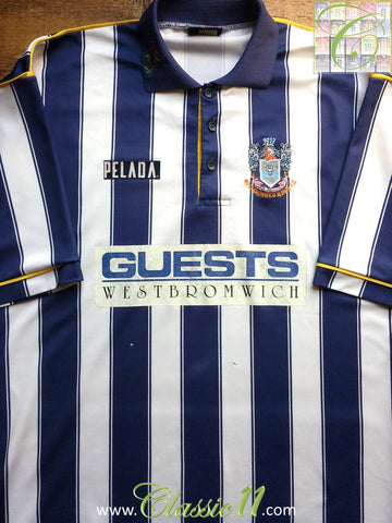 1994/95 West Bromwich Albion Home Shirt (L)