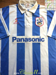 1995/96 Huddersfield Town Home Shirt (XL)