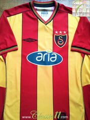 2002/03 Galatasaray Home Football Shirt (M)