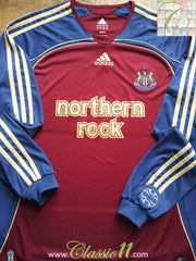2006/07 Newcastle United Away Football Shirt (L)