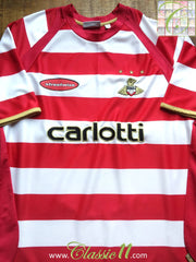 2006/07 Doncaster Rovers Home Football Shirt (M)