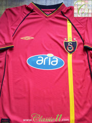 2002/03 Galatasaray Away Football Shirt (L)