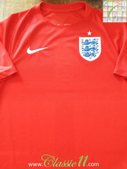 2014/15 England Away Football Shirt (M)