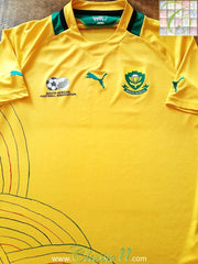 2012/13 South Africa Home Football Shirt (L)