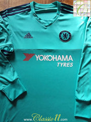 2015/16 Chelsea Goalkeeper Football Shirt (XL)