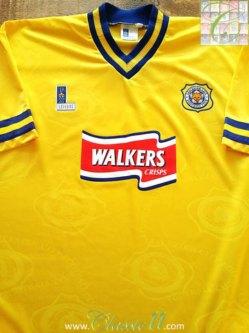 1996/97 Leicester City 3rd Football Shirt (XL)