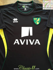 2012/13 Norwich City Away Football Shirt (XL)