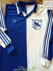 1986/87 Grasshopper Zurich Home Football Shirt (L)