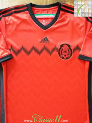 2014/15 Mexico Away Football Shirt (M)
