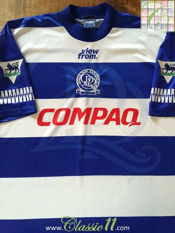 1995/96 QPR Home Football Shirt (XL)