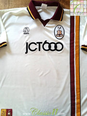 1997/98 Bradford City Away Football Shirt (XXL)