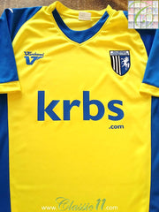 2009/10 Gillingham Away Football Shirt (M)