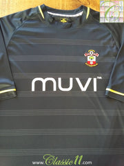 2014/15 Southampton Away Football Shirt (XXL)