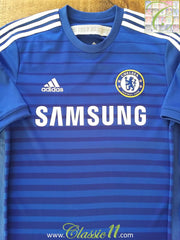 2014/15 Chelsea Home Football Shirt (XL)