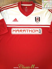 2013/14 Fulham Away Football Shirt (XL)
