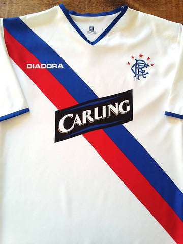 2004/05 Glasgow Rangers Away Football Shirt (M)