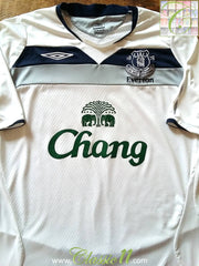 2008/09 Everton Away Football Shirt (L)