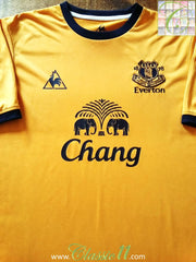 2011/12 Everton Away Football Shirt (XL) *BNWT*
