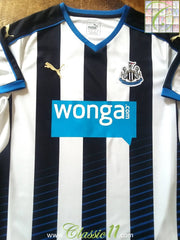 2015/16 Newcastle United Home Football Shirt (L)