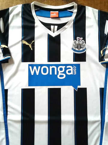2013/14 Newcastle United Home Football Shirt (XL)