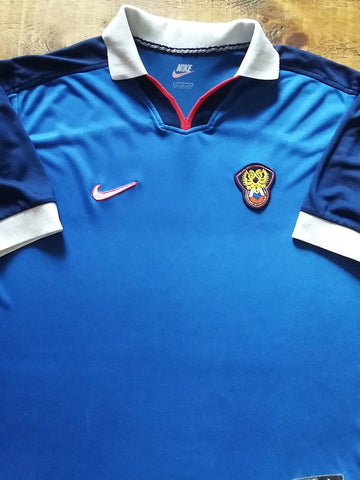 1998/99 Russia Away Football Shirt (L)