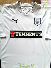 2010/11 Preston North End Home Football Shirt (XL)