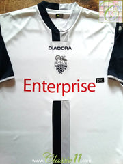 2006/07 Preston North End Home Football Shirt (L)