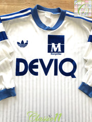 1989/90 Montpellier Home Football Shirt (L)