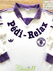 1988/89 Toulouse Home Football Shirt. (L)