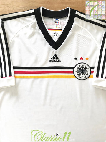 1998/99 Germany Home Football Shirt (L)