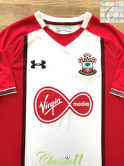 2017/18 Southampton Home Football Shirt (L)