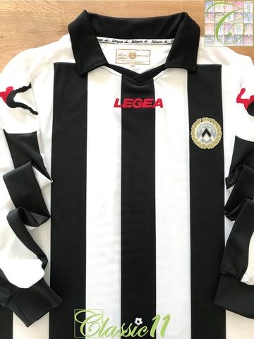 2012/13 Udinese Home Football Shirt. (XXL)