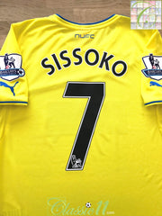 2013/14 Newcastle United 3rd Premier League Football Shirt Sissoko #7 (M)
