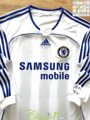 2006/07 Chelsea Away Football Shirt. (L)