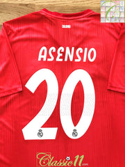 2018/19 Real Madrid 3rd World Champions Football Shirt Asensio #20 (L)