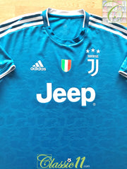 2019/20 Juventus 3rd Football Shirt (M)