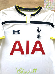 2014/15 Tottenham Home Football Shirt (XL) *BNWT*